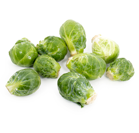 Organic Brussels Sprouts (1 pint)