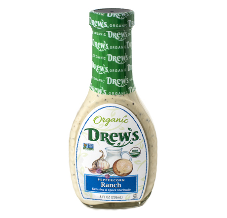 Drew's Organic Peppercorn Ranch Dressing