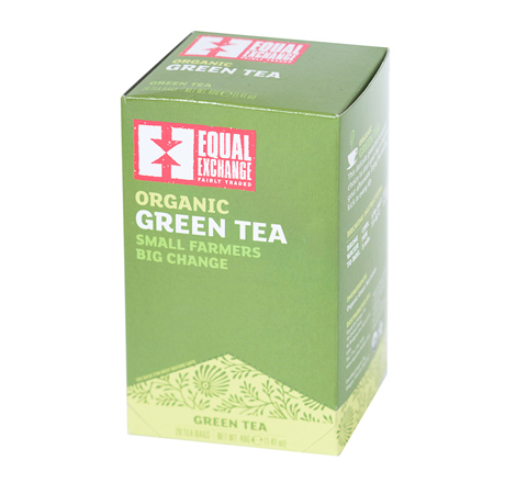 Equal Exchange Green Tea