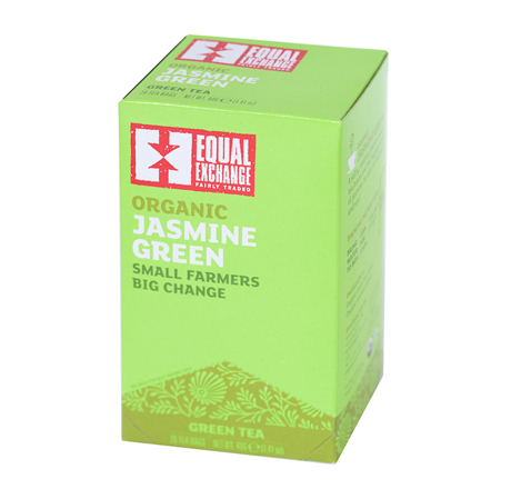 Equal Exchange Jasmine Green Tea