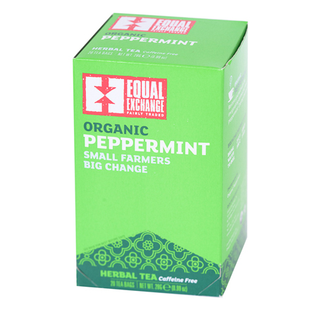 Equal Exchange Peppermint Tea