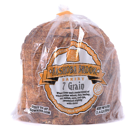 Nashoba Brook 7 Grain Half Deli Sliced