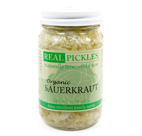 Real Pickles Sauerkraut